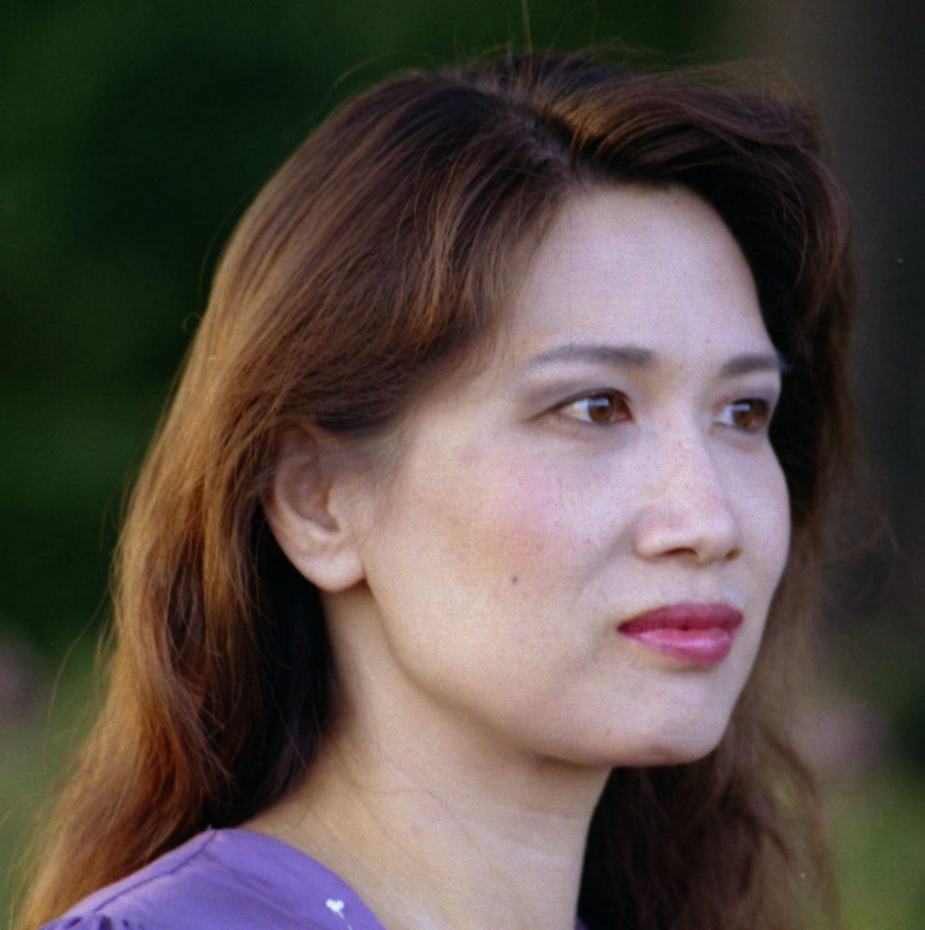 Teresa in August 2009